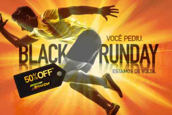 BLACK RUNDAY CLICK CORRIDA